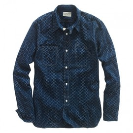 RRL - RRL Star Iron Ore Shirt