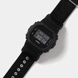 CASIO - G-Shock (DW5600BBN-1JF) - Black