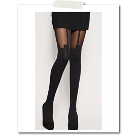 HOUSE OF HOLLAND - suspender tights