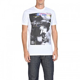DSQUARED2 - Dsquared2 SS2018 Mens T-Shirt DT251 SAVAGE White