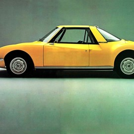 Matra - The oddball but oddly likeable Matra 530