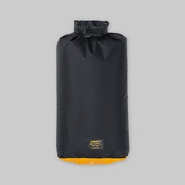 Carhartt WIP, Sea to Summit - C.O. Dry Bag - Black/Orange