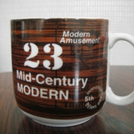BEAMS BOY 5th ANNIVERSARY - BEAMS BOY×Mid-Century MODERN×Modern Amusement Mug