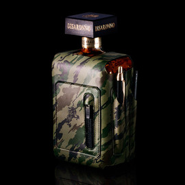 MAHARISHI×bagjack - bonsaiforest bottlesleeve for disaronno