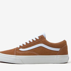vans - Vans Old Skool Shoes - (Retro Sport) Glazed Ginger