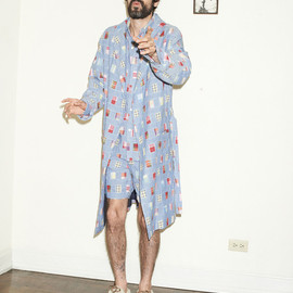 Band Of Outsiders - SPRING 2014 look