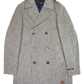 SCOTCH&SODA - DOUBLE BREASTED GENTLEMAN'S COAT