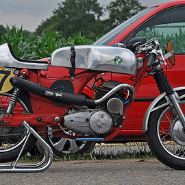 Puch - 1954 Puch SGS