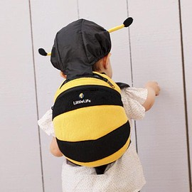 LittleLife - Bee Daysack with Rein