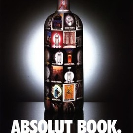 Richard W. Lewis - Absolut Book: The Absolut Vodka Advertising Story