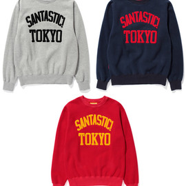 SANTASTIC! - SAGARA LOGO SWEAT
