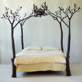 Shawn Lovell - bed frame