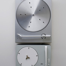 Braun by Dieter Rams - Vinyls Players