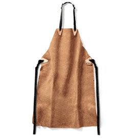 Fristad (Sweden) - Long, Cow Split Leather Apron