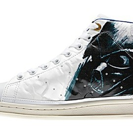 "adidas - Star Wars x adidas Stan Smith 80s Mid ""Darth Vadar"""