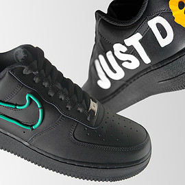 NIKE, Kevin Concepts - Air Force 1 Low - CPFM VM Custom