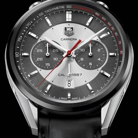 TAG Heue - CARRERA CALIBRE 1887 JACK HEUER EDITION