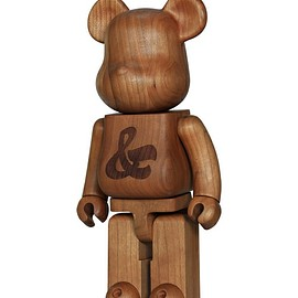 Clot x Disney x MediCom Toy - Three-Eyed Mickey Bearbrick