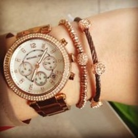 MICHAEL KORS - ★Chronograph Parker Watch★