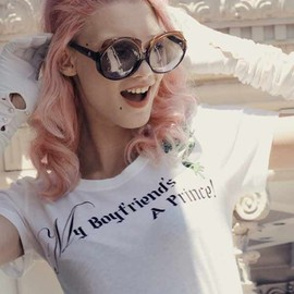 WILDFOX - My boyfriends A Prince Tee