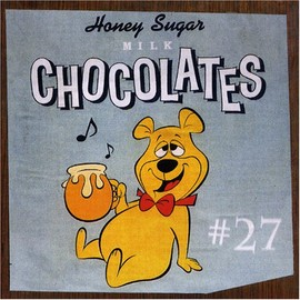 HONEY SUGAR MILK CHOCOLATES - #27