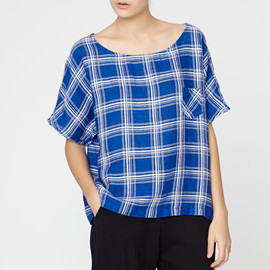 OYSHO - Check print top