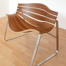 Jarrod Lim - streamline chair