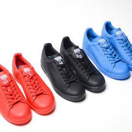 adidas × PHARRELL WILLIAMS - STAN SMITH