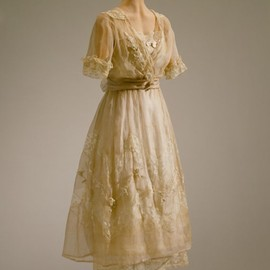 Afternoon dress by Lucile, 1919-20