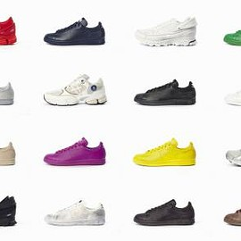 RAF BY RAF SIMONS - ADIDAS BY RAF SIMONS FALL/WINTER 2015 SNEAKER COLLECTION