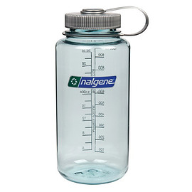 nalgene - nalgene seafoam green water bottle 32 oz
