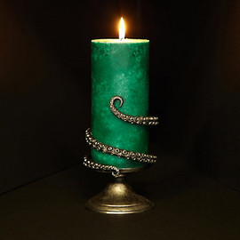 Perry Gargano - Candle Holder
