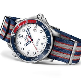 OMEGA - James Bond OMEGA Seamaster Diver 300M Commanders Watch Limited Edition