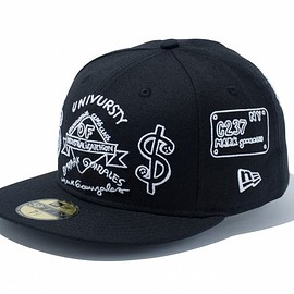 NEW ERA, Mark Gonzales - 59FIFTY ALL OVER