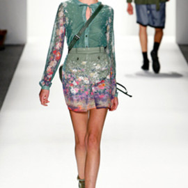 Timo Weiland - skirt 2012
