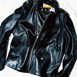 Schott, URBAN RESEARCH - Leather Jacket