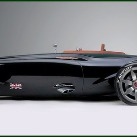 Bentley Roadster - Barnato Concept