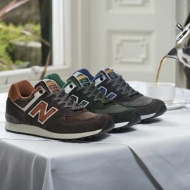 """New Balance Made in the UK 576 """"Tea"""" Pack"""