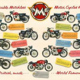 Matchless - Matchless Motorcycle Poster