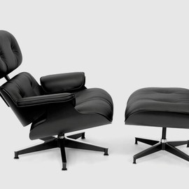 Eames - Eames Lounge Chair & Ottoman Limited Edition