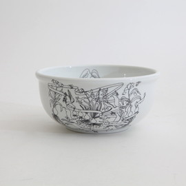 PASS THE BATON - Goat&Wolf Remake tableware bowl