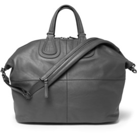 Givenchy - Nightingale Leather Holdall Bag
