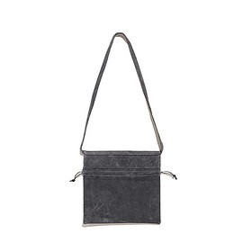 Hender Scheme - Hender Scheme/Red Cross Bag Small-Dark Gray