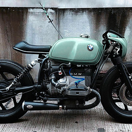 "k-speed - ""Greenlight Racer"" / BMW R80"