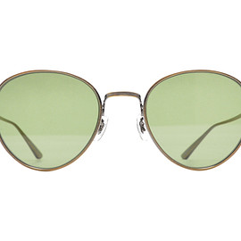 OLIVER PEOPLES, The Row - BROWNSTONE SUN / AG