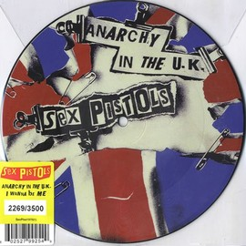 SEX PISTOLS - Anarchy in the UK (Record Store Day 2012) [Analog]