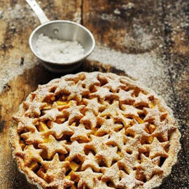 cake - star apple pie