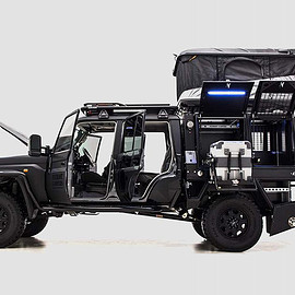 Patriot Campers - LC79 supertourer off road utility vehicle