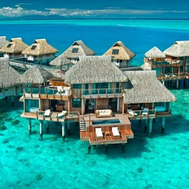 Hilton - Nui Resort at Bora Bora