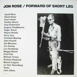 Jon Rose - Forward Of Short Leg